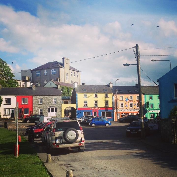 L'Irlande et l'Irlande du Nord; Découverte du  château Dromoland Castle et du marché Saint Georges àBelfast